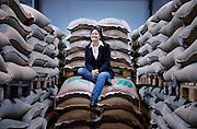 Santena, Carolina VERGNANO, direttore commerciale Caffè Vergnano