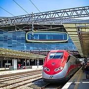 La stazione di Roma Tiburtina è gestita da Grandi Stazioni