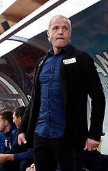 15.10.2016, Lavanttal Arena, Wolfsberg, AUT, 1. FBL, RZ Pellets WAC vs FC Red Bull Salzburg, 11. Runde, im Bild v.l. Trainer Heimo Pfeifenberger (RZ Pellets WAC) // during the Austrian Football Bundesliga 11th Round match between RZ Pellets WAC and FC Red Bull Salzburg at the Lavanttal Arena in Wolfsberg Austria on 2016/10/15, EXPA Pictures © 2016, PhotoCredit: EXPA/ Wolfgang Jannach