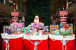 © Licensed to London News Pictures. 13/11/2019. London, UK. is on display at the Bastian Top 12 Christmas DreamToysPhoto credit: Ray Tang/LNP