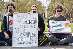 2019-04-14 UKYCC Frack This silent protest