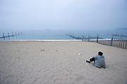 Haeundae Beach.