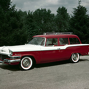 1957 Commander Parkview Station Wagon.