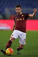 Miralem Pjanic Roma <br /> Roma 07-02-2016 Stadio Olimpico, Football Calcio 2015/2016 Serie A. AS Roma - Sampdoria . Foto Andrea Staccioli / Insidefoto