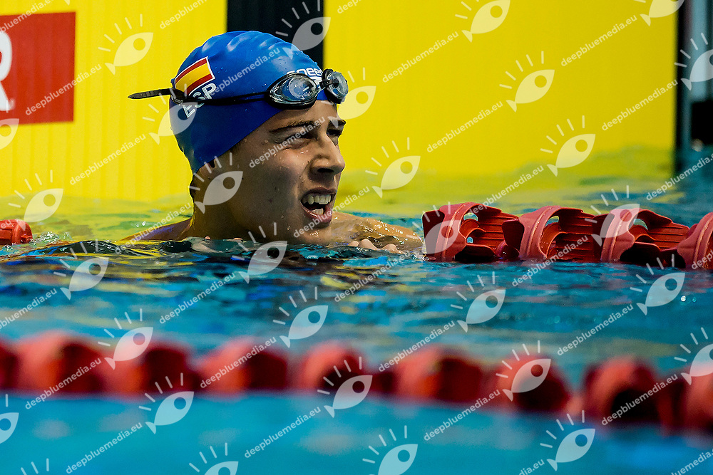 VILLANUEVA IGLESIAS J. ESP<br /> 200m Freestyle Men Heats<br /> LEN 44th European Junior Swimming Championships<br /> Netanya, Israel <br /> Day04 01-07-2017<br /> Photo Andrea Masini/Deepbluemedia/Insidefoto