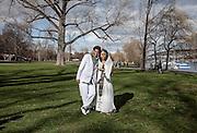 Switzerland, Zurich: Eritrean wedding