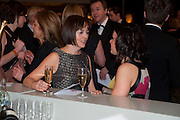 LUCY HARRISON; CAROLINE BRENNAN, Bada Antiques Fine art Fair charity Gala. In aid of Leukaemia and Lymphoma Research. 18 March 2010.
