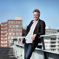 Nederland, Amsterdam , 6 september 2010..Guus Bakker, ex-directeur Beurs van Berlage...Foto:Jean-Pierre Jans