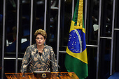 Votação Impeachement - Dilma Rousseff