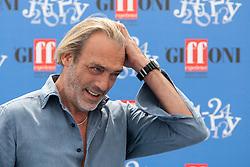 Giffoni Valle Piana (SA) 16.07.2012 - Giffoni Film Festival 2012. Photocall di  Luca Ward. Foto Giovanni Marino
