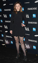 Amber Atherton attends The Alexander McQueen: Savage Beauty VIP private view at The Victoria and Albert Museum, Cromwell Road, London on Saturday 14 March 2015