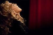 "Diana Krall performing for the ""Veranos de la villa"" at the Price Circus, Madrid."