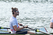 Caversham, Nr Reading, Berkshire.<br /> <br /> Paul BENNETT, Olympic Rowing Team Announcement morning training before the Press conference at the RRM. Henley.<br /> <br /> Thursday  DATE}<br /> <br /> [Mandatory Credit: Peter SPURRIER/Intersport Images]