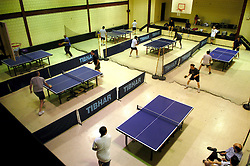 New York and Tarrytown, NY: 2007 and 2008: The sport of Ping Pong appears to be making a resurgence with a wide variety of clubs - some with a downright nightclub atmosphere - popping up throughout the region. Players young and old, male and female, serious and casual are taking up the game. USA Table Tennis, the sport's national organizing body in the United States, said it has had a steady increase in membership of just below 10 percent since 2006 and there are 457 Yahoo groups related to the sport, including ones for collegiate players (almost 2,000 members, 53 new ones in a recent week) and regional groups of about 500 members.