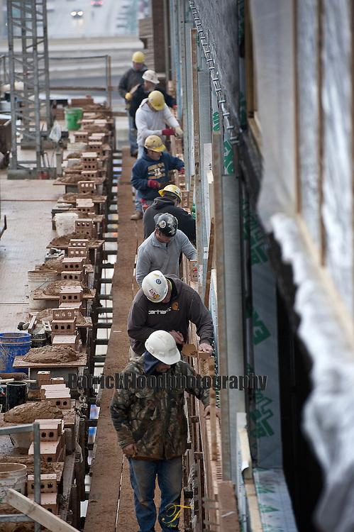 CD Smith, Milwaukee, Marriott, build, construction.
