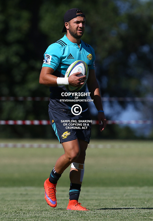 DURBAN, SOUTH AFRICA, 5, May 2016 - Jamison Gibson-Park during the Hurricanes training session held at Northwood School Durban North , (Photographer Steve Haag) <br /> <br /> Images for social media must have consent from Steve Haag