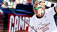 PORTUGAL, Cascais. 7th August 2011. America's Cup World Series. Day 2. EMIRATES TEAM NEW ZEALAND.