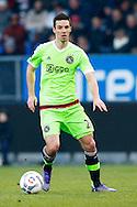 06-03-2016 VOETBAL:WILLEM II-AJAX:TILBURG <br /> Nick Viergever van Ajax <br /> <br /> Foto: Geert van Erven