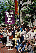 Gay Day Parade, San Francisco, California