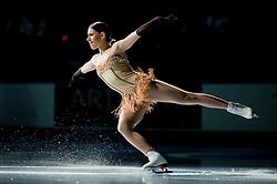 London, Ontario ---10-01-17--- Cynthia Phaneuf skates her gala performance at the 2010 BMO Canadian Figure Skating Championships in London, Ontario, January 18, 2010. .GEOFF ROBINS/Mundo Sport Images.