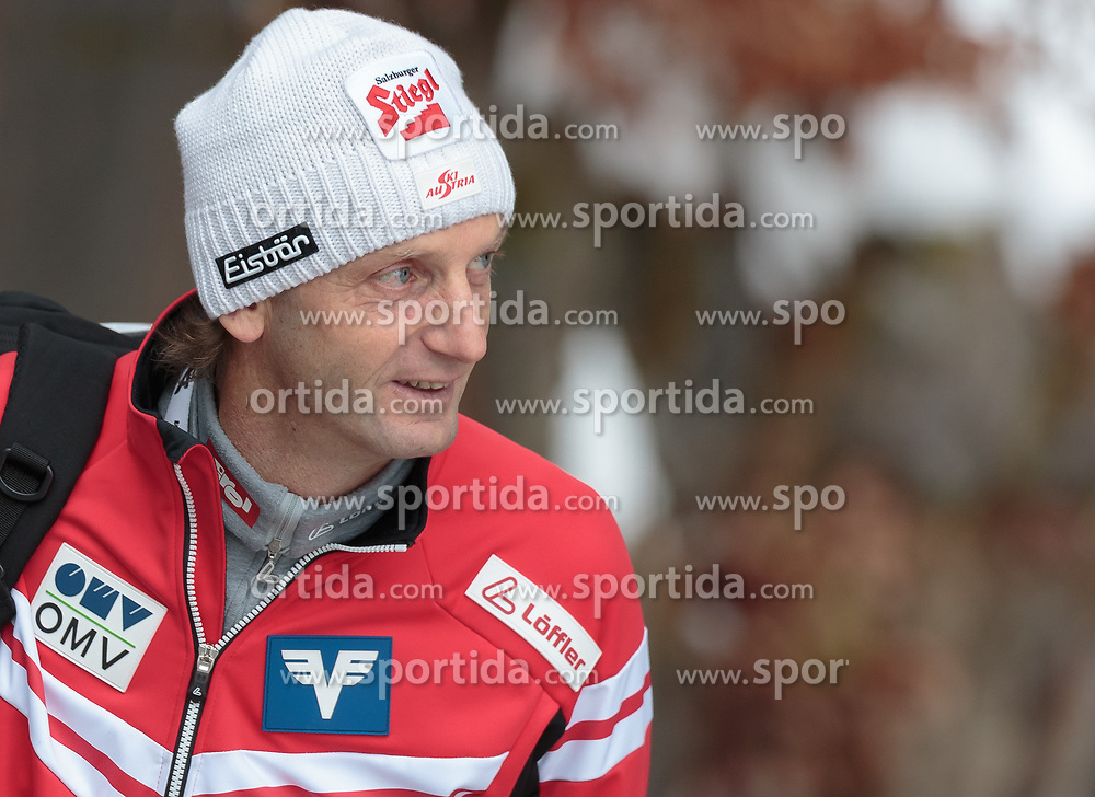 06.01.2018, Paul Außerleitner Schanze, Bischofshofen, AUT, FIS Weltcup Ski Sprung, Vierschanzentournee, Bischofshofen, Finale, im Bild Cheftrainer Heinz Kuttin (AUT) // Headcoach Heinz Kuttin of Austria before the Competition Jump for the Four Hills Tournament of FIS Ski Jumping World Cup at the Paul Außerleitner Schanze in Bischofshofen, Austria on 2018/01/06. EXPA Pictures © 2018, PhotoCredit: EXPA/ Stefanie Oberhauser