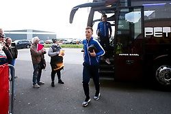 Tony Craig of Bristol Rovers arrives at Doncaster Rovers - Mandatory by-line: Robbie Stephenson/JMP - 26/03/2019 - FOOTBALL - Keepmoat Stadium - Doncaster, England - Doncaster Rovers v Bristol Rovers - Sky Bet League One