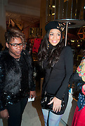 BEN BENJAMIN; SARAH JANE CRAWFORD, The Nineties are Vintage. Concept Store, Rellik and Workit. The Wonder Room. Selfridges. Oxford St. London. 7 January 2010.
