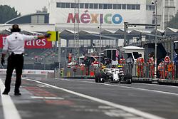 October 27, 2018 - Mexico-City, Mexico - Motorsports: FIA Formula One World Championship 2018, Grand Prix of Mexico, .#9 Marcus Ericsson (SWE, Alfa Romeo Sauber F1 Team) (Credit Image: © Hoch Zwei via ZUMA Wire)