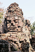 Temples at the Angkor Archeological Park