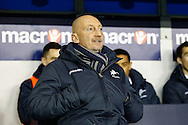 Picture by David Horn/Focus Images Ltd +44 7545 970036<br /> 28/01/2014<br /> Ian Holloway Manager of Millwall before the Sky Bet Championship match at The Den, London.