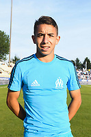 Maxime Lopez during the friendly match between Olympique de Marseille and Fenerbahce on July 15, 2017 in Lausanne, Switzerland. (Photo by Philippe Le Brech/Icon Sport)