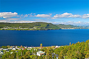 City of Corner Brook and Humber River<br /> <br /> Newfoundland<br /> Canada