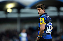 Wynand Olivier of Worcester Warriors - Mandatory byline: Patrick Khachfe/JMP - 07966 386802 - 13/02/2016 - RUGBY UNION - Sixways Stadium - Worcester, England - Worcester Warriors v Bath Rugby - Aviva Premiership.