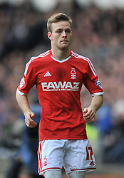 Nottingham Forest's Todd Kane - Photo mandatory by-line: Dougie Allward/JMP - Mobile: 07966 386802 - 17/01/2015 - SPORT - Football - Derby - iPro Stadium - Derby County v Nottingham Forest - Sky Bet Championship