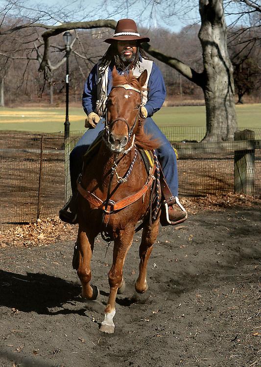 Brooklyn Cowboy. Honest!