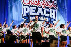 Peach Bowl Fan Fest in Atlanta.  (Photo: Karl L. Moore)