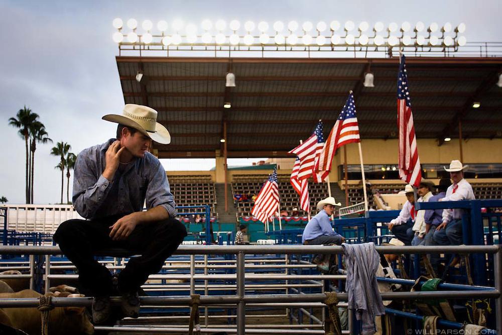 PBR Rodeo visits Del Mar, California