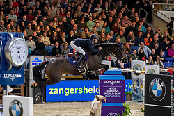 Van Asten Leopold, NED, VDL Groep Miss Untouchable<br /> Jumping Mechelen 2019<br /> © Hippo Foto - Dirk Caremans<br />  30/12/2019