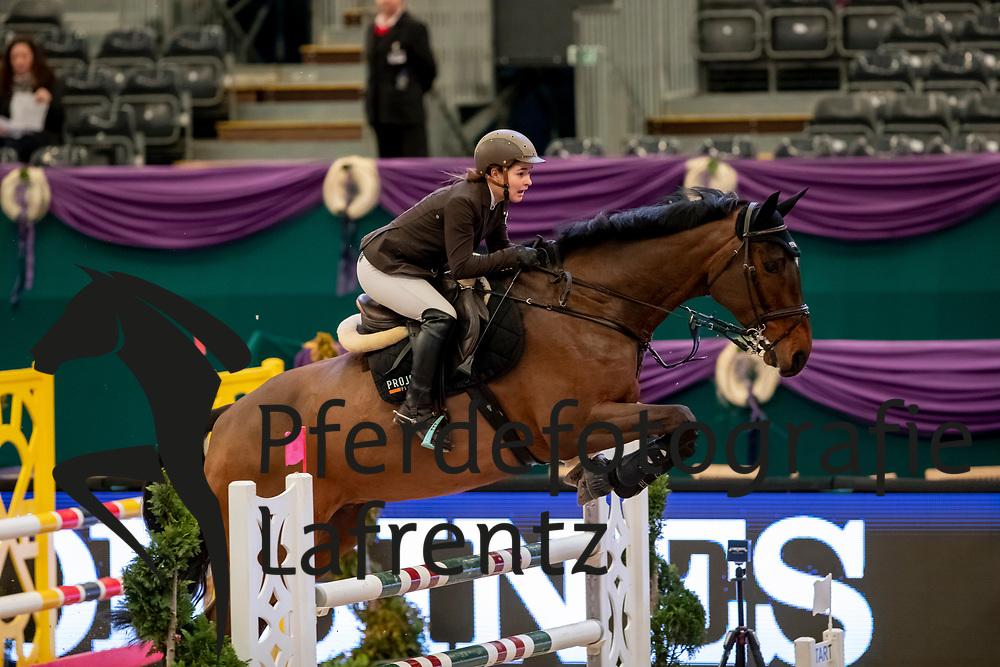 HÄSLER Teresa (GER), Cayrado<br /> Leipzig - Partner Pferd 2019<br /> SPOOKS-Amateur Trophy<br /> Large Tour<br /> 17. Januar 2019<br /> © www.sportfotos-lafrentz.de/Stefan Lafrentz