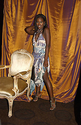 KELLE BRYAN at a party to celebrate the 50th Anniversary of Gina Shoes held at The Bar, The Dorchester, Park Lane, London on 19th September 2006.<br /><br />NON EXCLUSIVE - WORLD RIGHTS