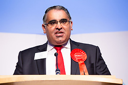 © Licensed to London News Pictures. 13/12/2019. Birmingham, West Midlands, UK. Birmingham Election Results. Pictured Tahir Ali who won the Hall Green seat for Labour. Photo credit: Dave Warren / LNP