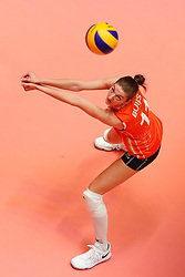20180531 NED: Volleyball Nations League Netherlands - Brazil, Apeldoorn<br />