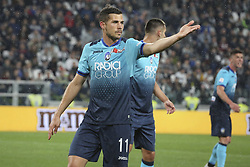 May 19, 2019 - Turin, Piedmont, Italy - Remo Freuler (Atalanta BC)  during the Serie A football match between Juventus FC and Atalanta BC at Allianz Stadium on May 19, 2019 in Turin, Italy. (Credit Image: © Massimiliano Ferraro/NurPhoto via ZUMA Press)