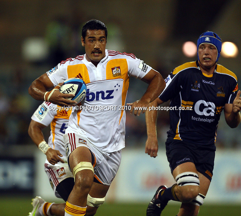Romana Graham on the run<br />