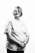 Catherine T. Brown<br /> Army (WAC)<br /> Veitnam<br /> E-4<br /> 03/31/66 - 02/19/68<br /> Medic<br /> <br /> Women Veterans' Summit Event<br /> Veterans Portrait Project<br /> Nashville, TN