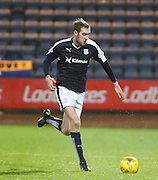 Dundee&rsquo;s Kevin Holt - Dundee v St Johnstone, Ladbrokes Premiership at Dens Park<br /> <br />  - &copy; David Young - www.davidyoungphoto.co.uk - email: davidyoungphoto@gmail.com