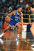 Qualif. Campionato Europeo Benevento 1994 Italia-Ungheria<br /> carlton myers
