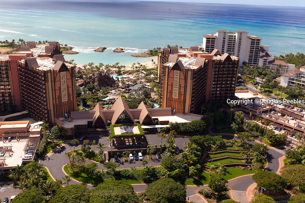 Didney Aulani Resort, Ko'olina Resort. Oahu, Hawaii