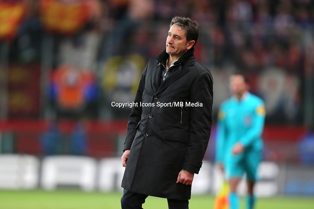 Philippe MONTANIER  - 25.01.2015 - Rennes / Caen  - 22eme journee de Ligue1<br />