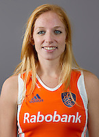 ARNHEM - MARGOT VAN GEFFEN. Nederlands hockeyteam dames 2012. FOTO KOEN SUYK/KNHB